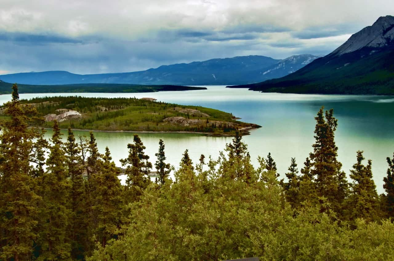 Yukon – escape nuclear war