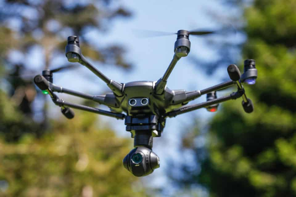 Typhoon H Pro >> The 7 Best Drones For Private Use