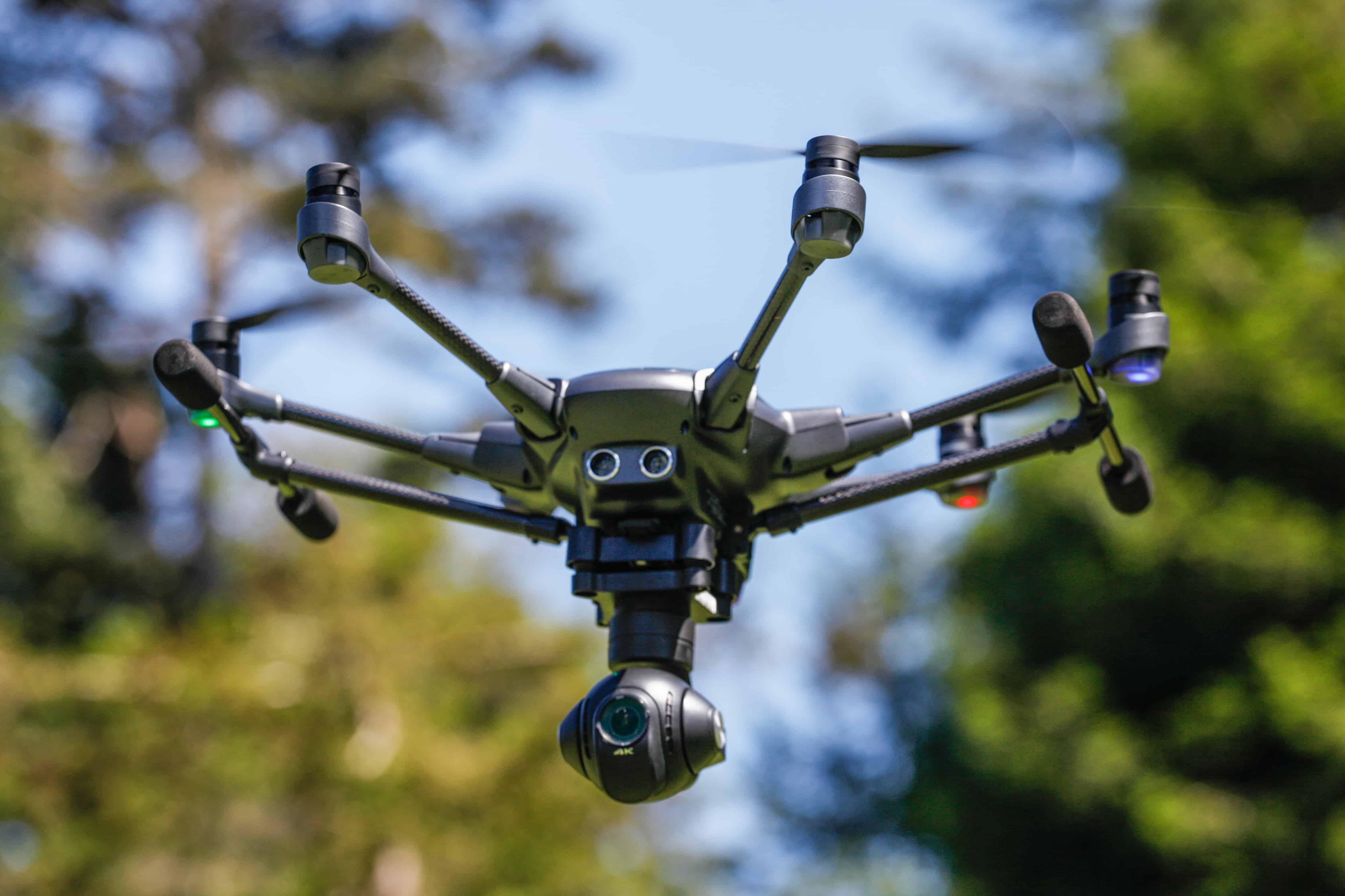 Yuneec Typhoon H Pro – drone