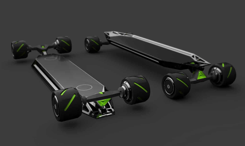 Acton Blink Qu4tro – electric skateboard