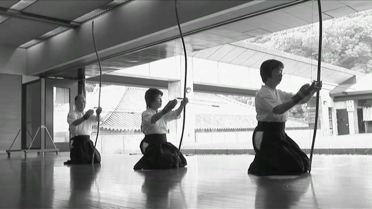 Arhcery Meditation – recurve bow