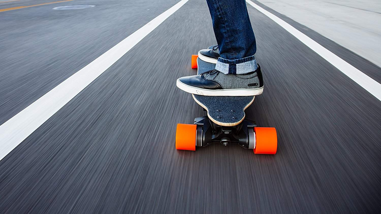 Boosted Dual+ – electric skateboard