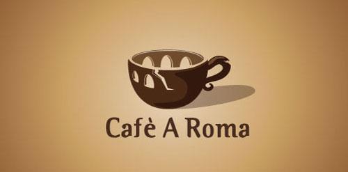 Café a Roma – logo