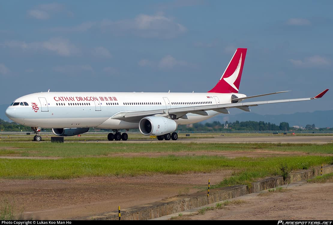Cathay Dragon – airline