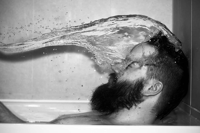 Clean It – how to grow beard