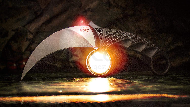 Cold Steel Steel Tiger – self defense knife