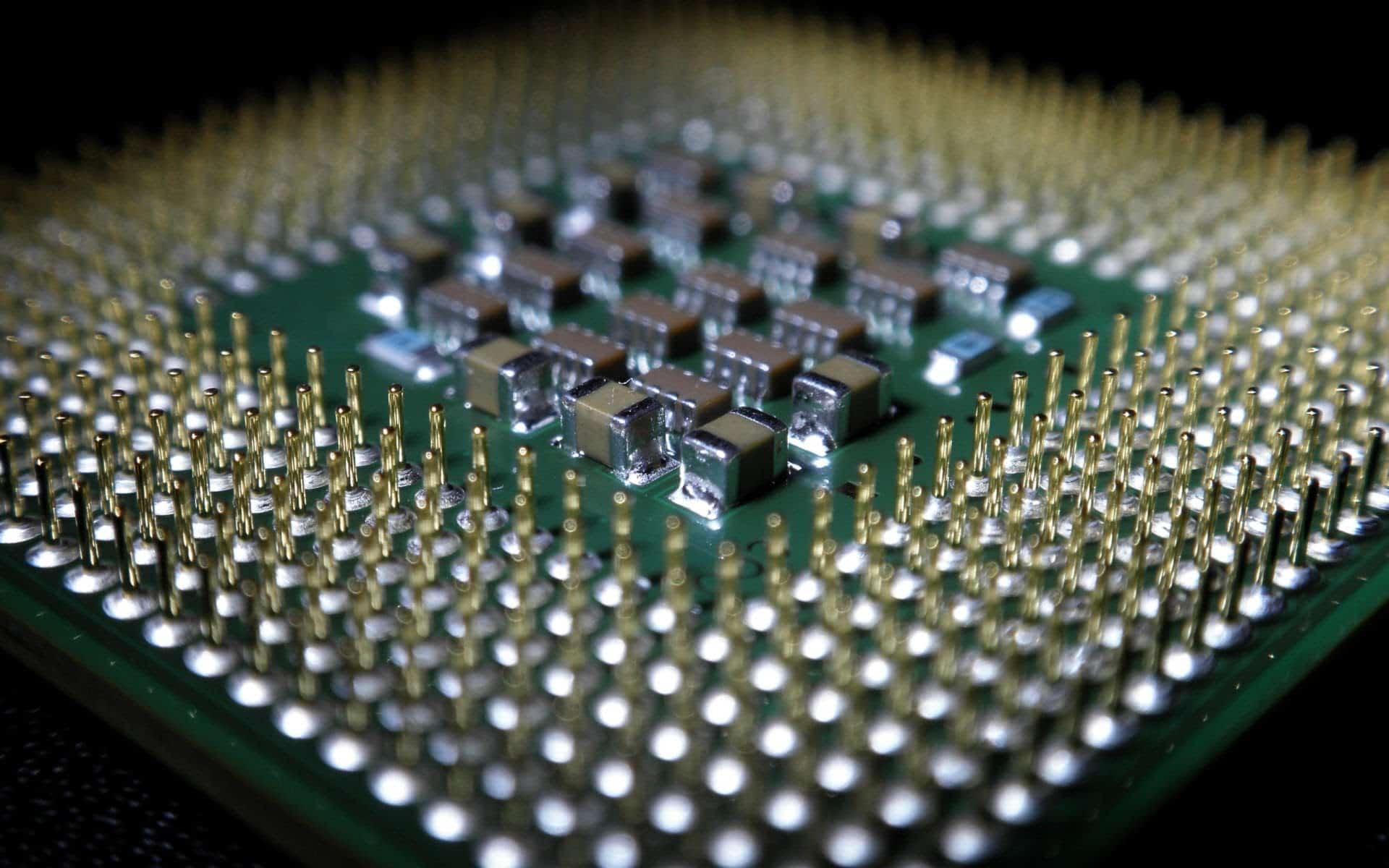 Computer Processor – parts