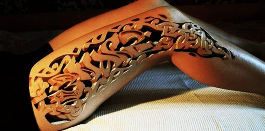 20 Wild 3D Tattoos That Are Skin Art At Its Best