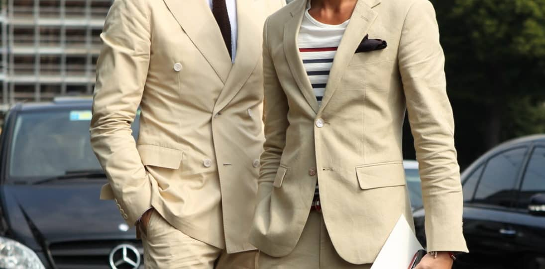 Style Guide: Types of Suits And How To Tell Them Apart
