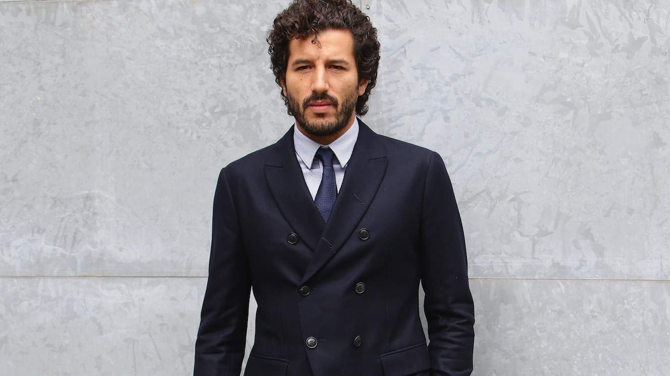 Double Breasted – types of suits