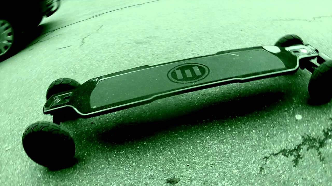 Evolve GT Carbon Street – electric skateboard