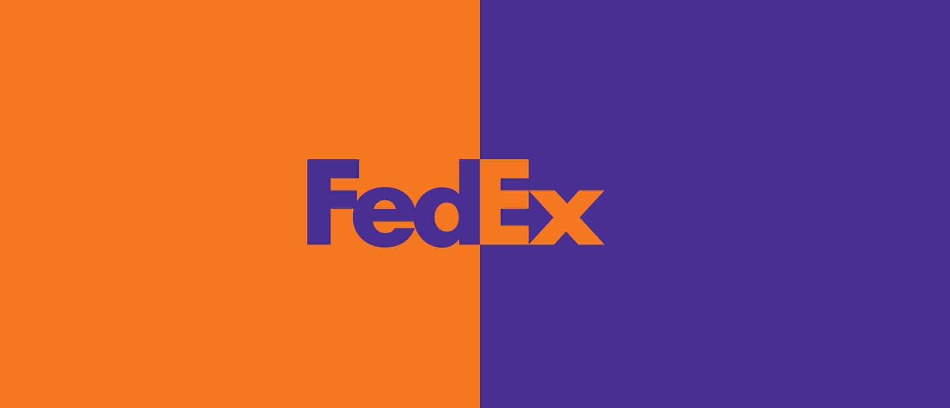 FedEx – logo