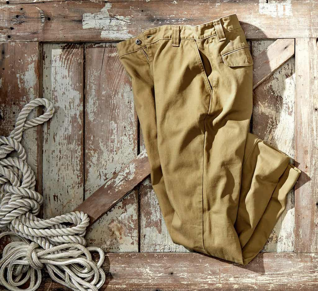 Filson Fenimore Twill – works pants for men