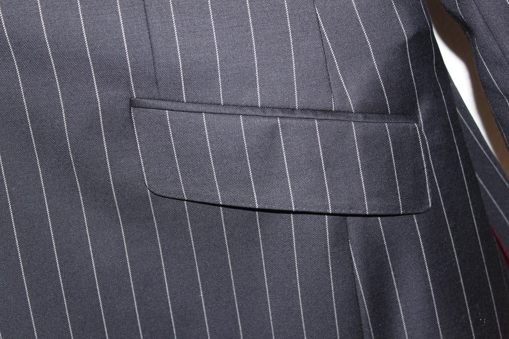 Flap Pockets – Types of suits