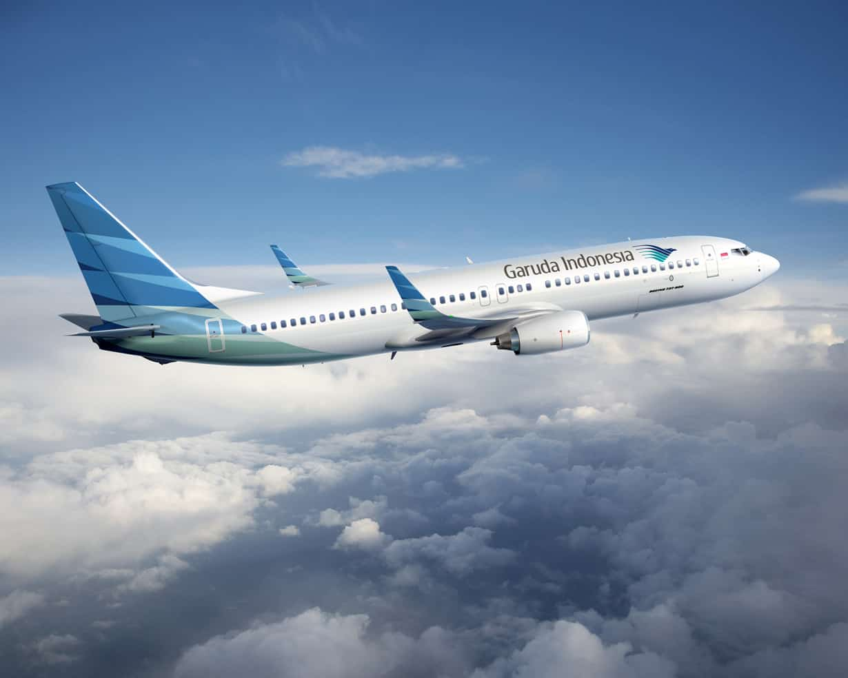 Garuda Indonesia – airlines