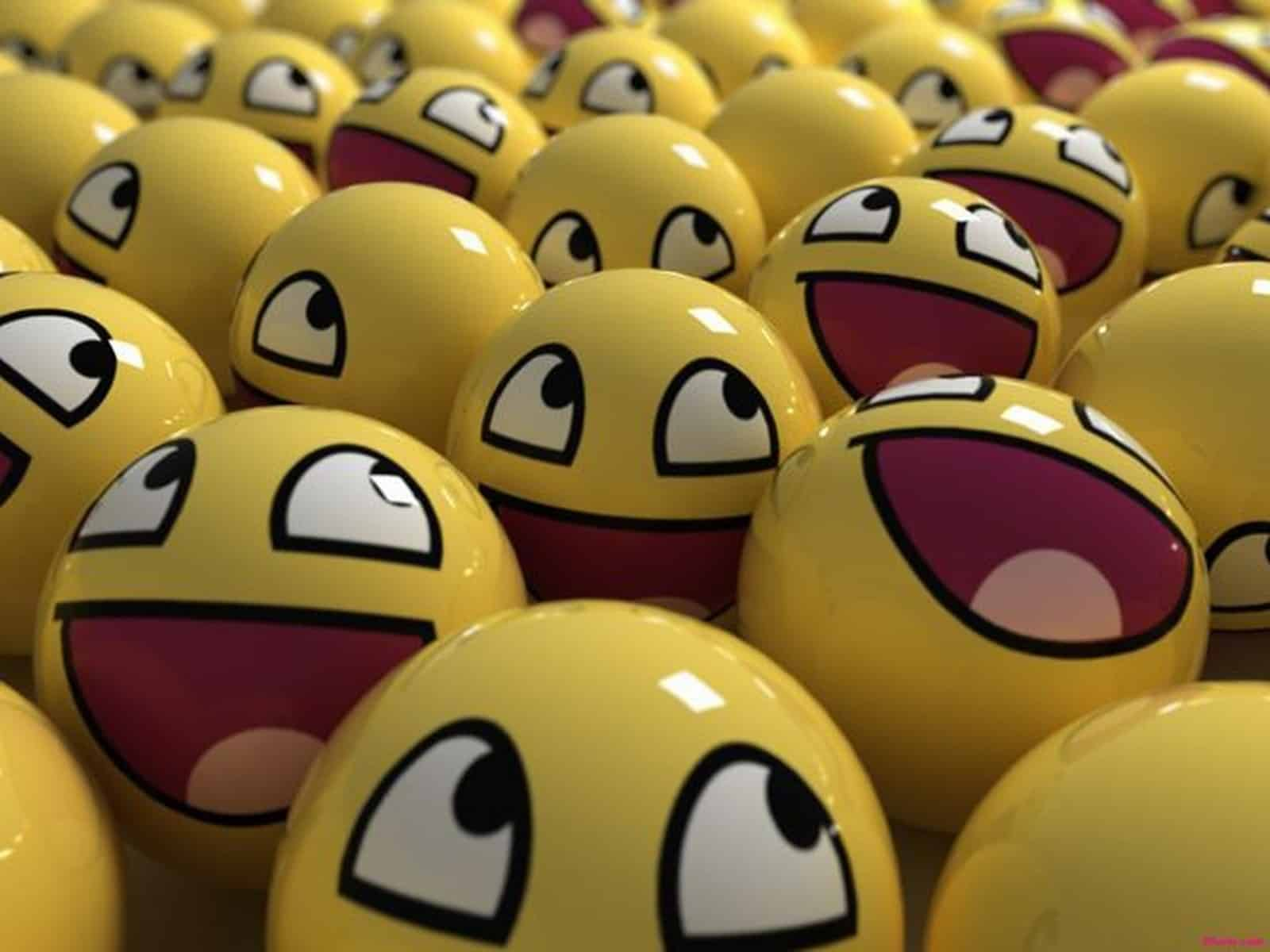 Grin and Laugh – how to be happy