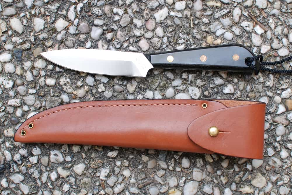Grohmann D.H. Russell 3 – fixed blade edc knife