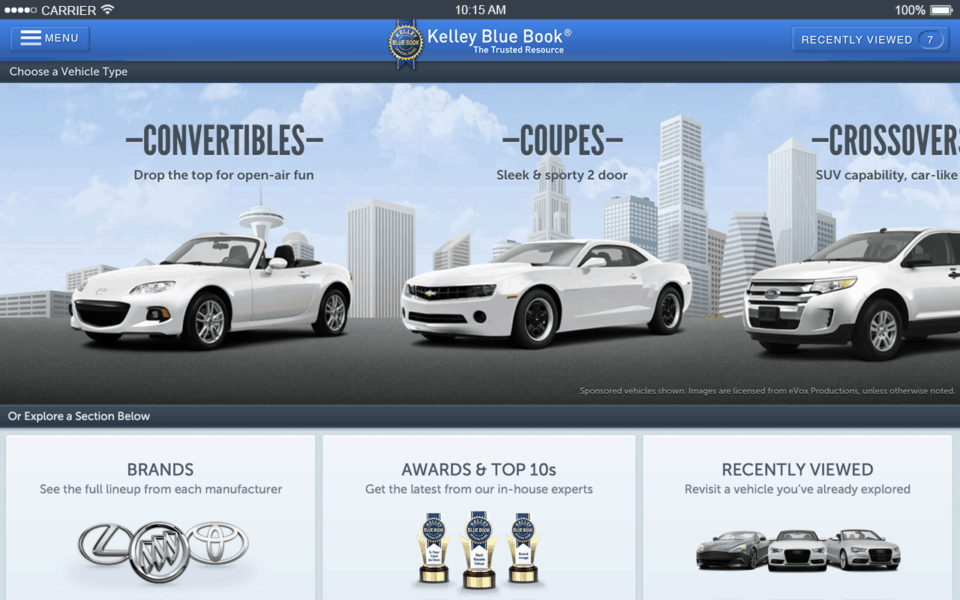 KBB buy used car 960x600 8 Best Websites for Buying a Used Car