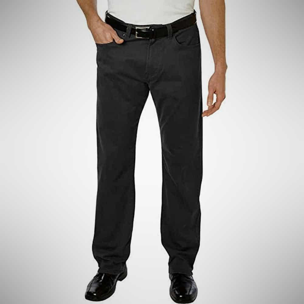 Kirkland Signature 5 Pocket Brushed Twill – work pants for men