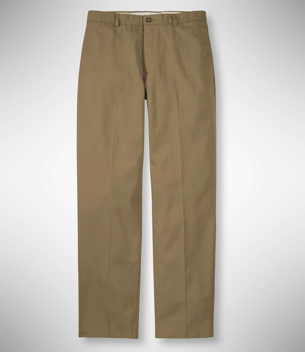 L.L. Bean Wrinkle-Free Double L Chinos – work pants for men