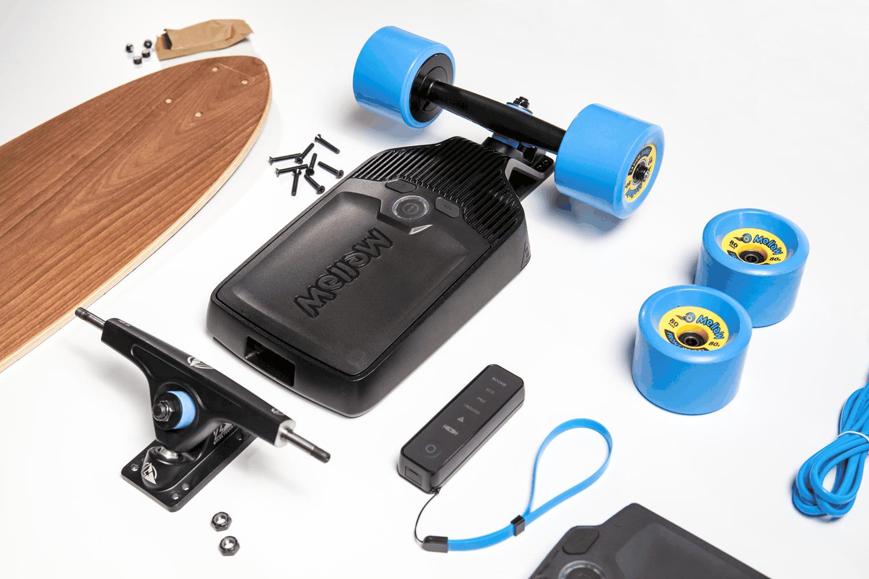 Mellow Drive – electric skateboard
