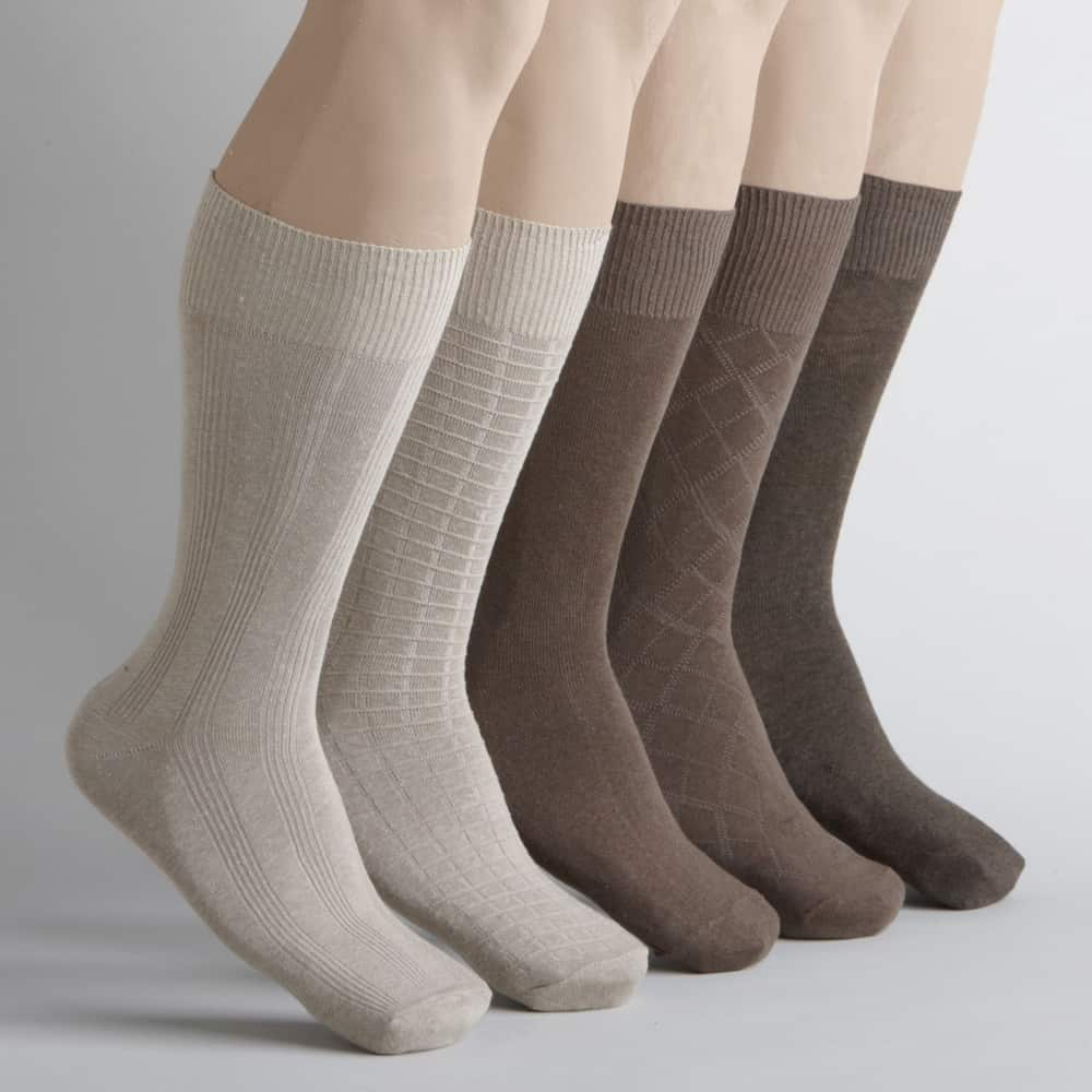 Mens Dress Socks Fit