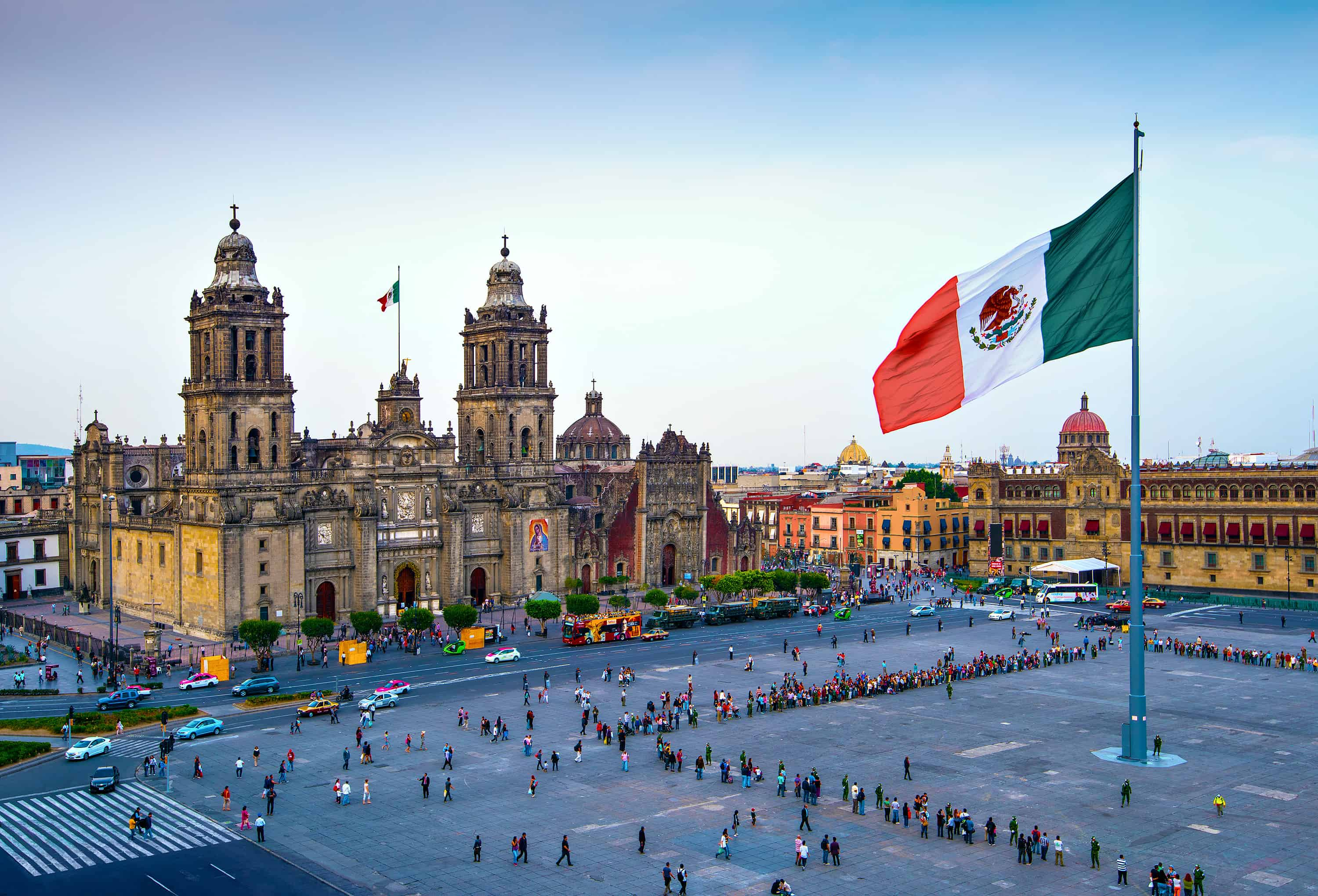 Mexico – cheapest place to live