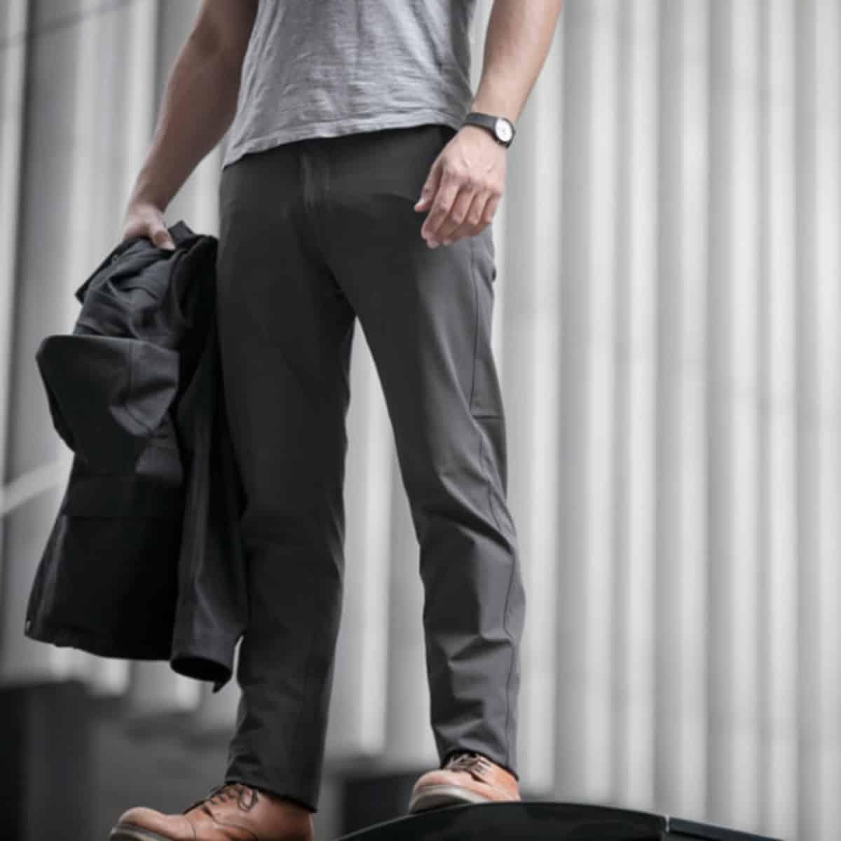 Mission Workshop The Division – work pants for men