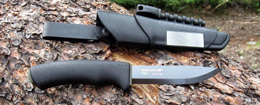 Morakniv Bushcraft – fixed blade edc knife