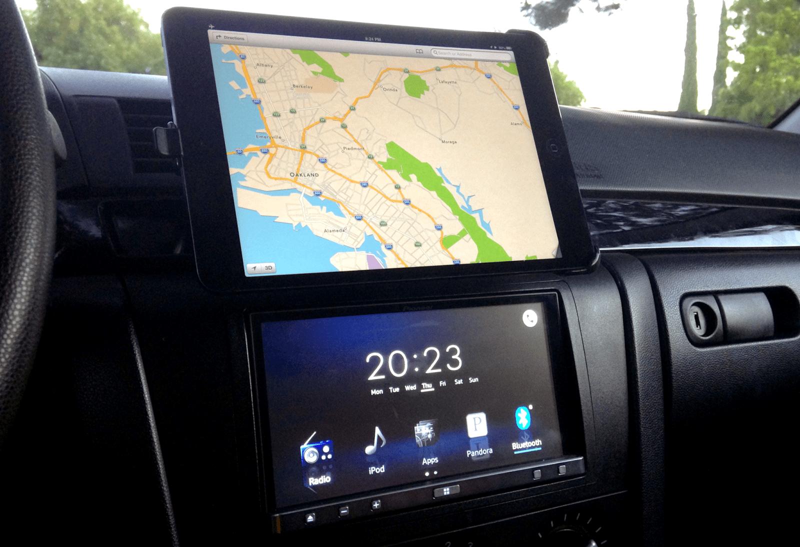 No GPS – save money car rental
