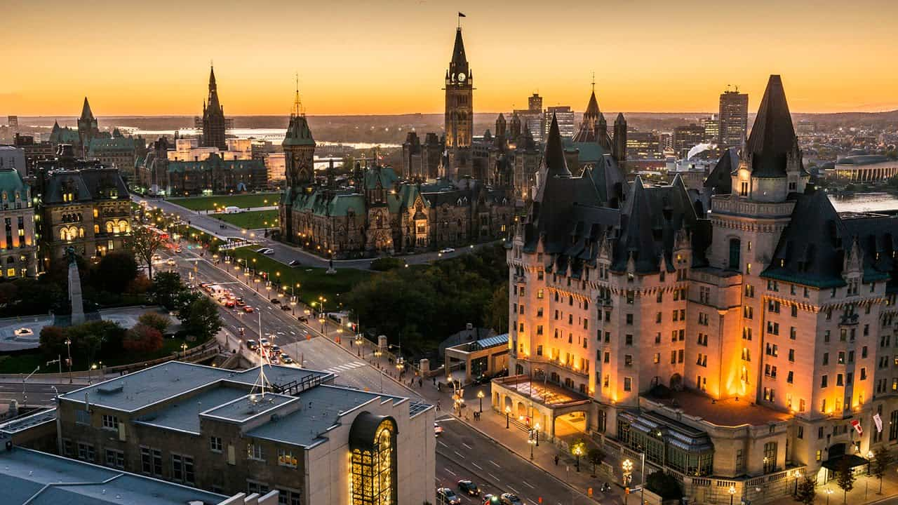 Ottawa, Canada – cheapest place to live
