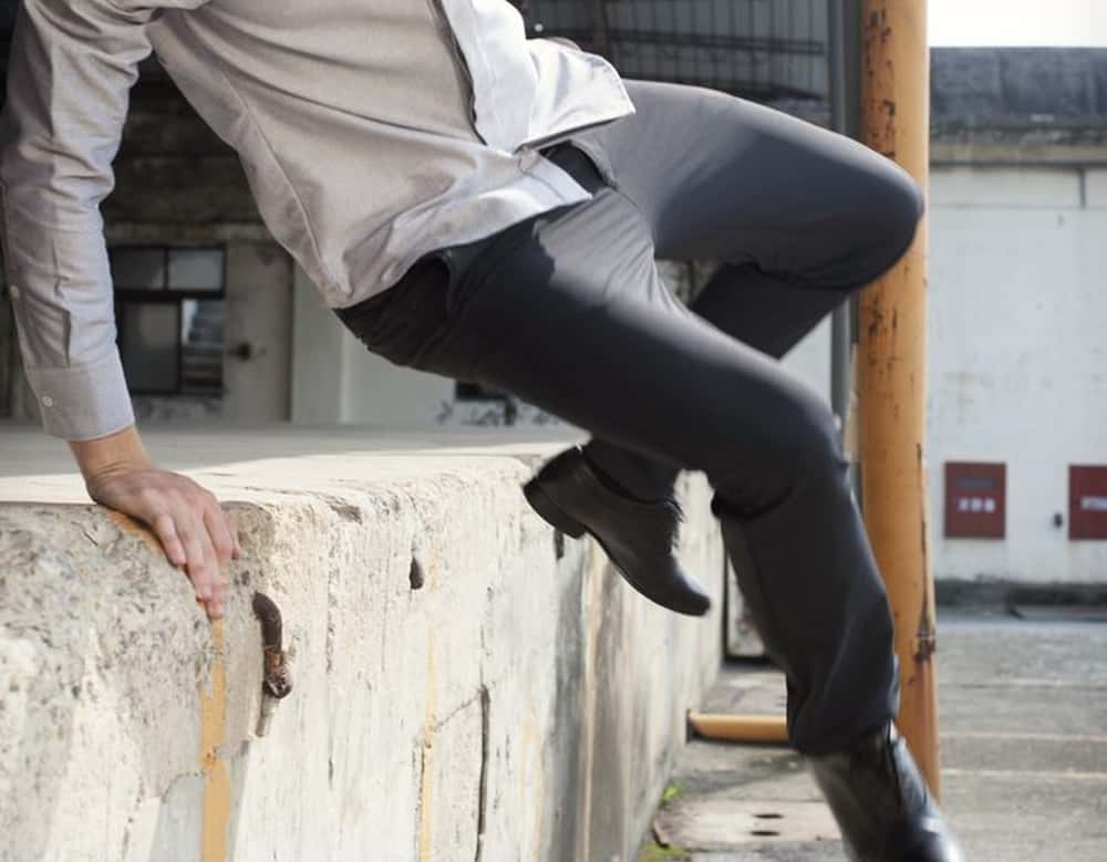 Outerboro Motile Work Pants for Men
