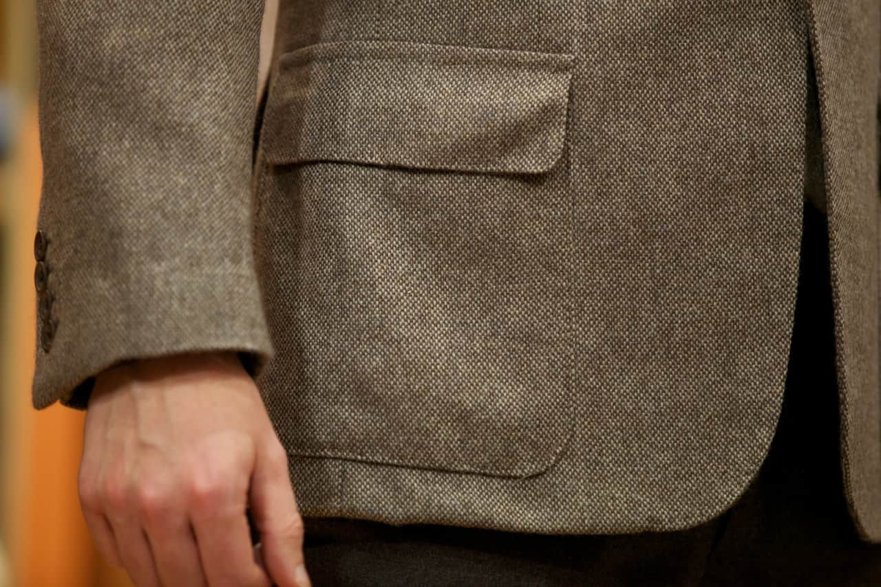 Patch Pockets – types of suits