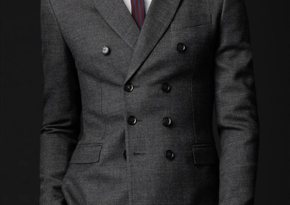 Six Button – types of suits