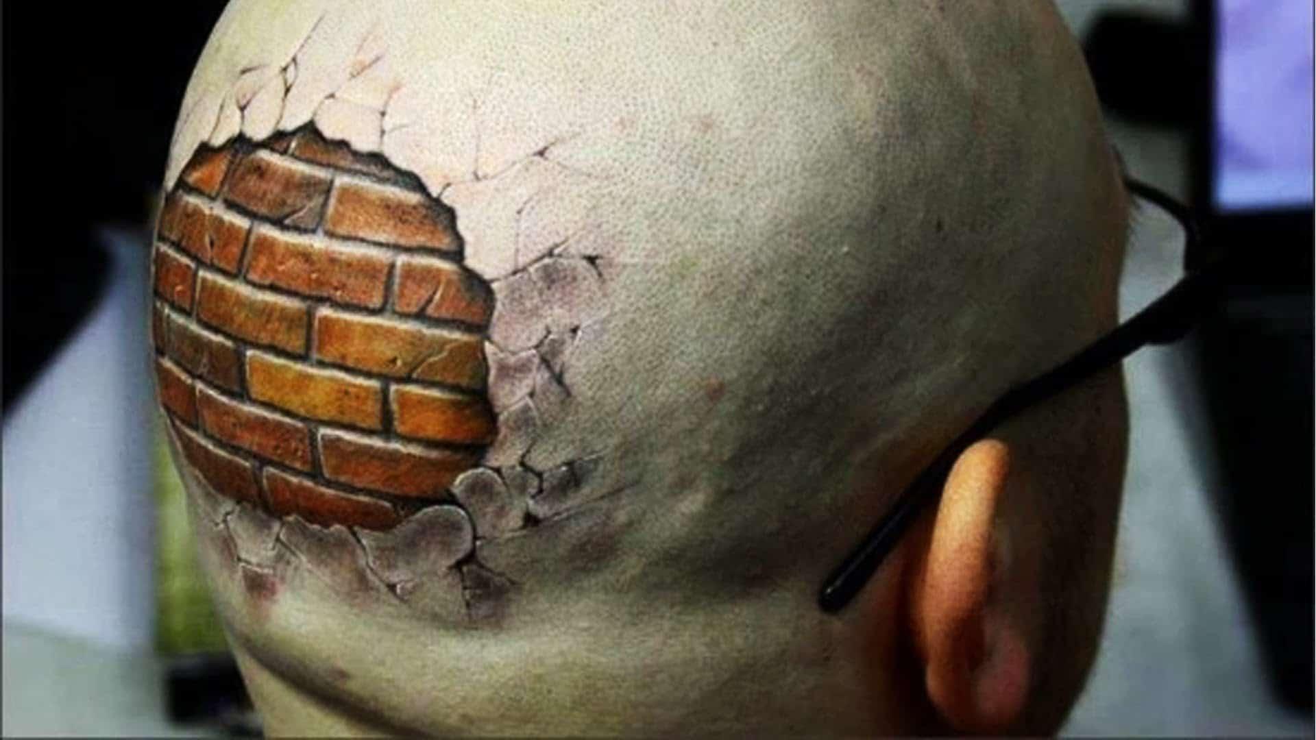 Skin Deep – 3D tattoo