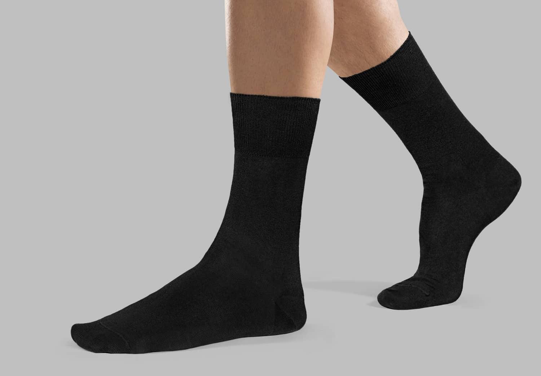 Snug Fit – mens dress socks