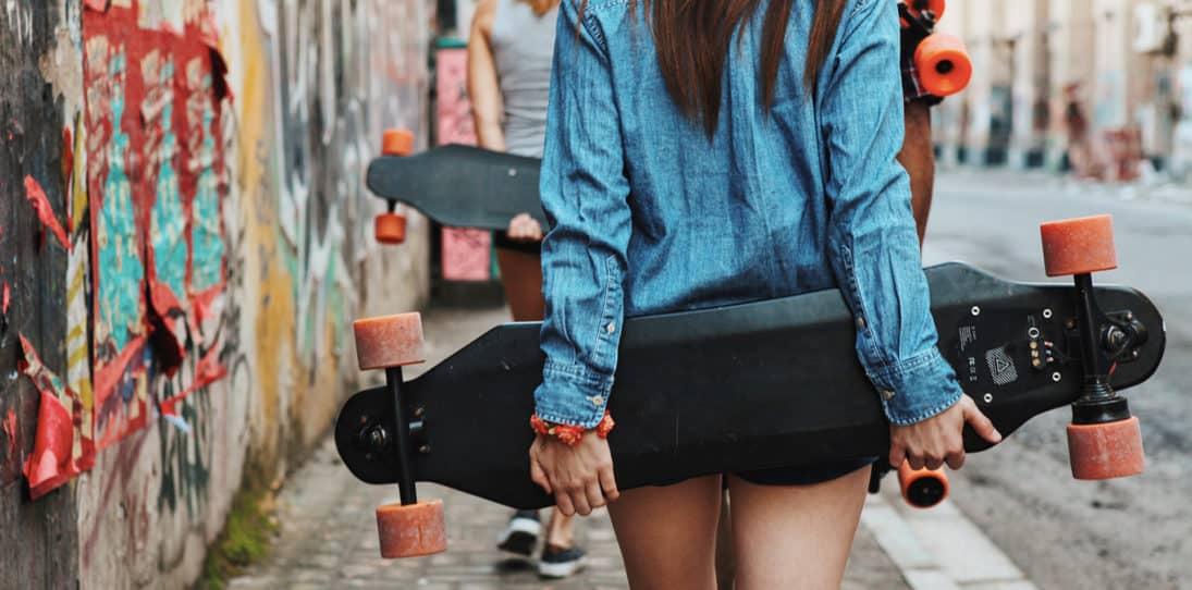 Street Samurai: The 15 Best Electric Skateboards