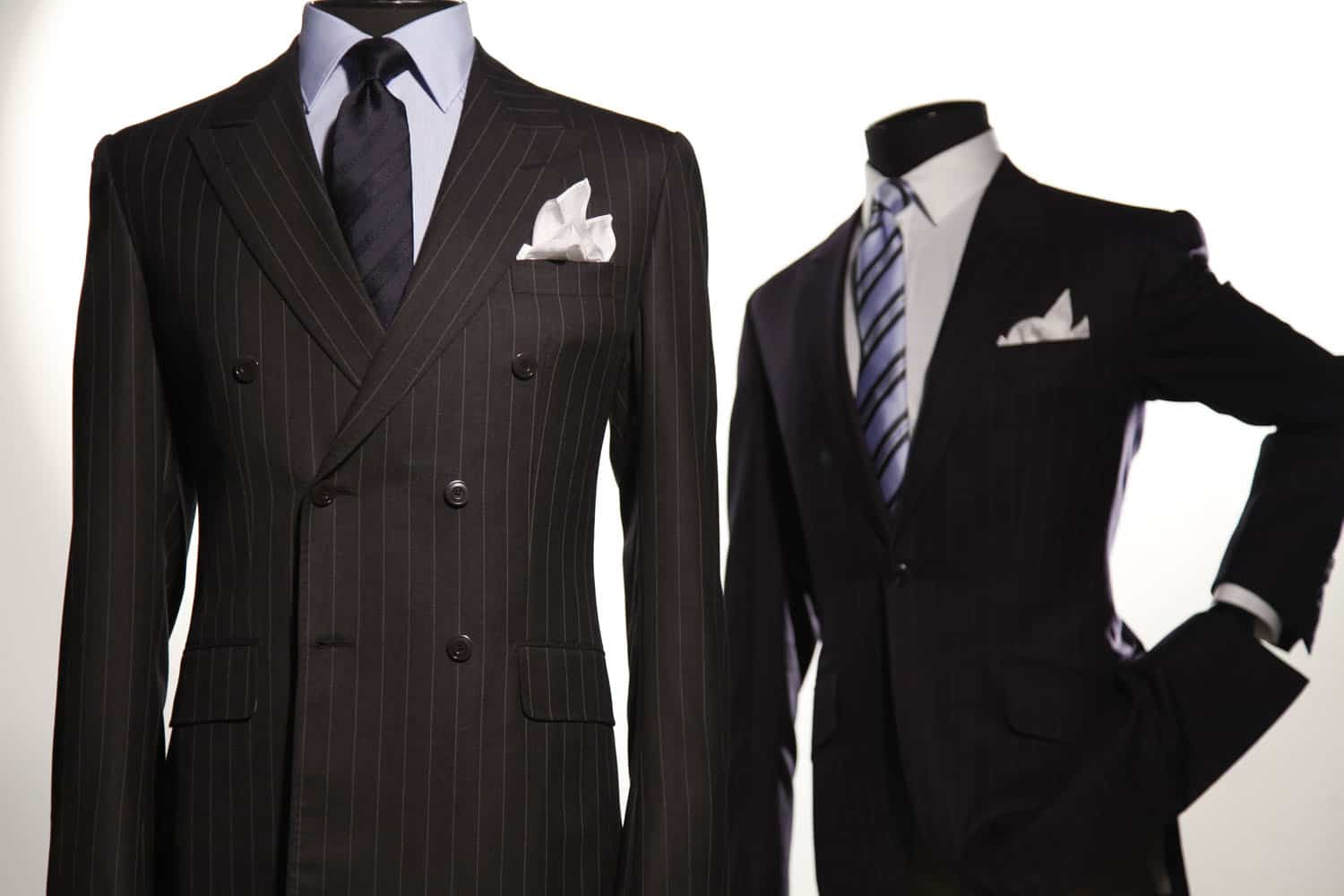 Structured – types of suits