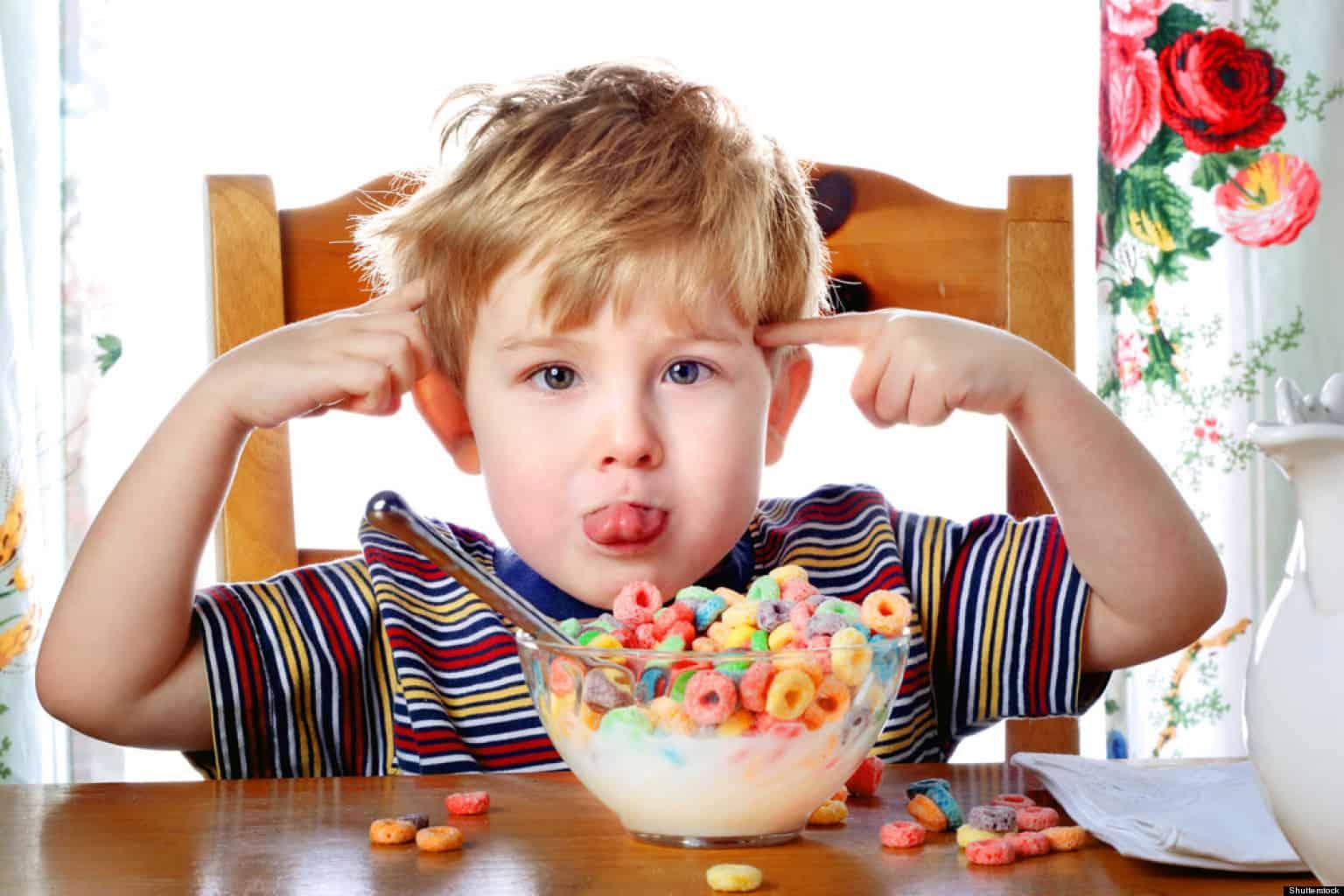 Sugar Makes Kids Hyper – science myth