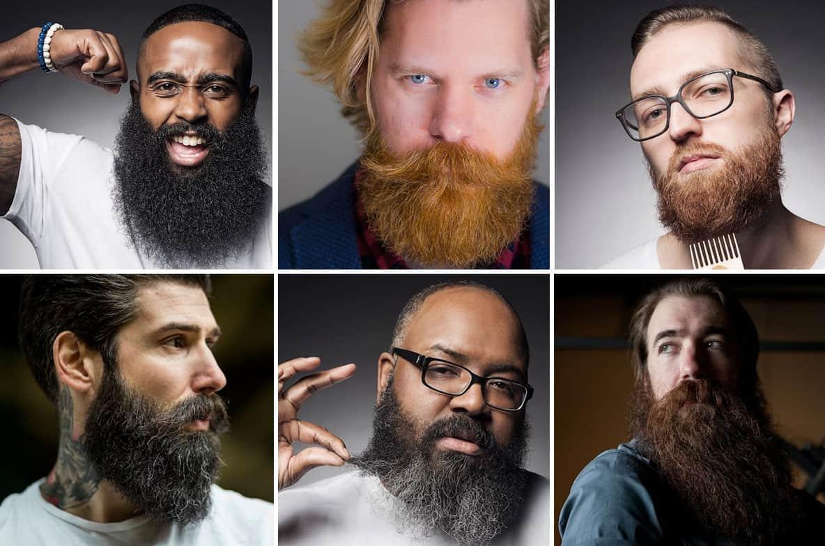 Take Advice – how to grow a beard