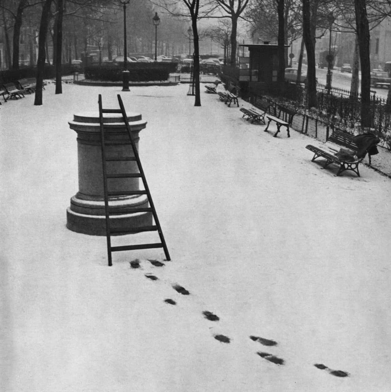 The Fugitive – René Maltête street photograph
