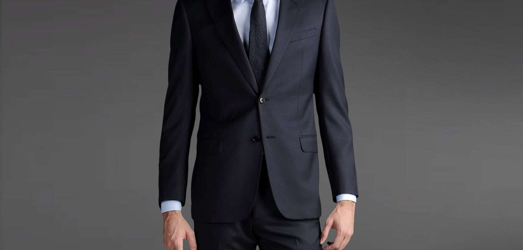 Two Button – types of suits