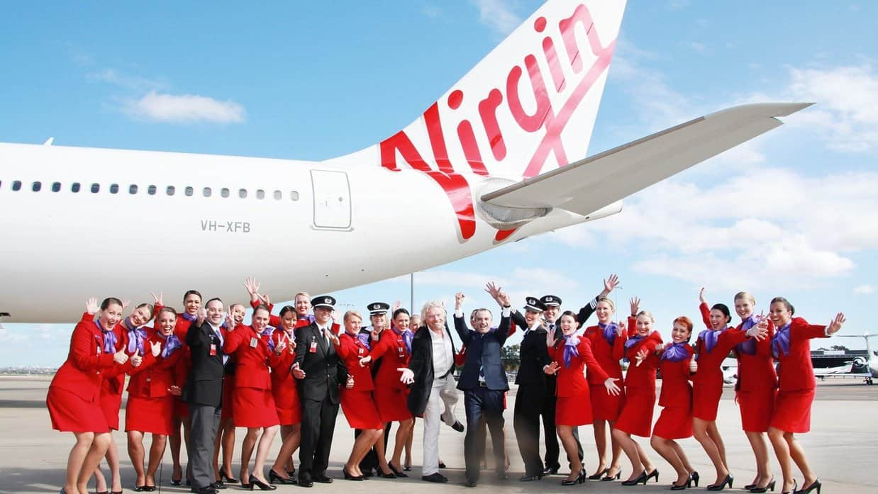 Virgin Australia – airline