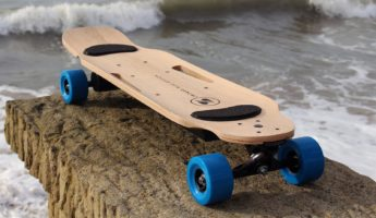 ZBoard 2 Blue electric skateboard 345x200 Street Samurai: The 15 Best Electric Skateboards
