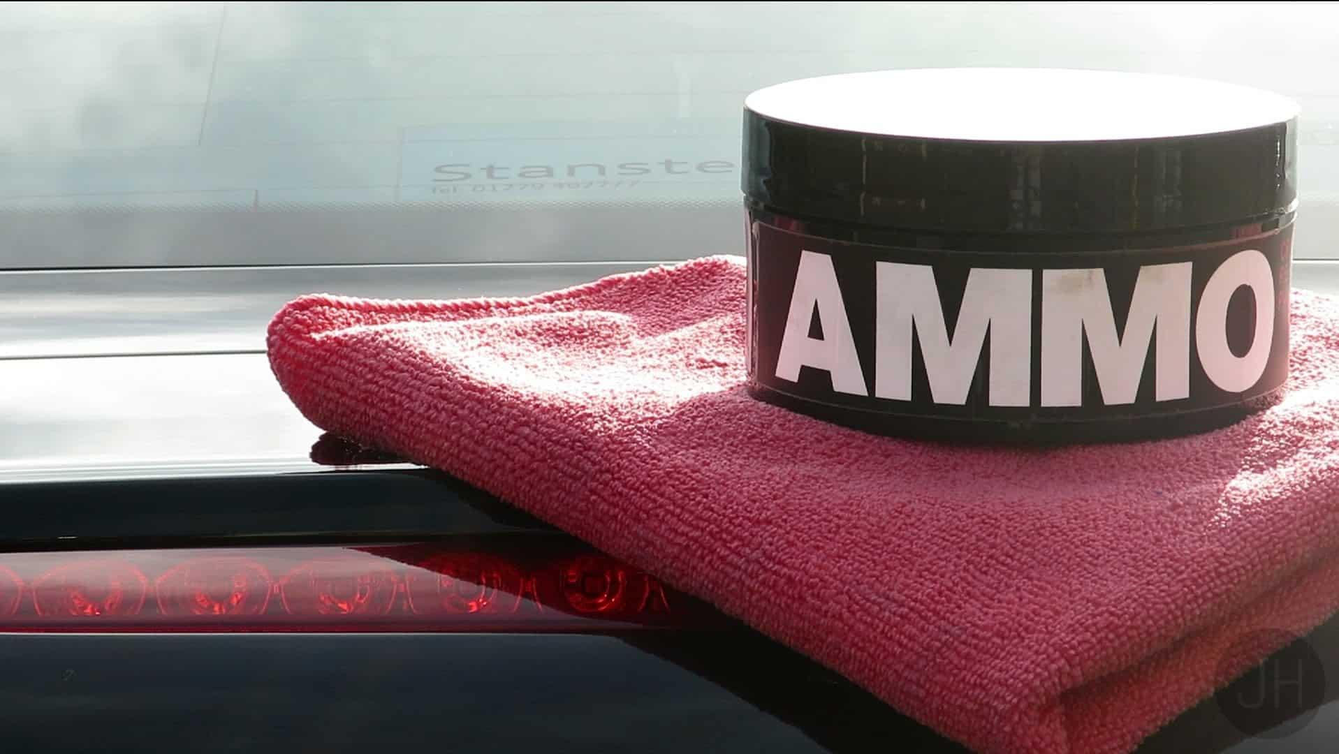 AMMO Creme – car wax