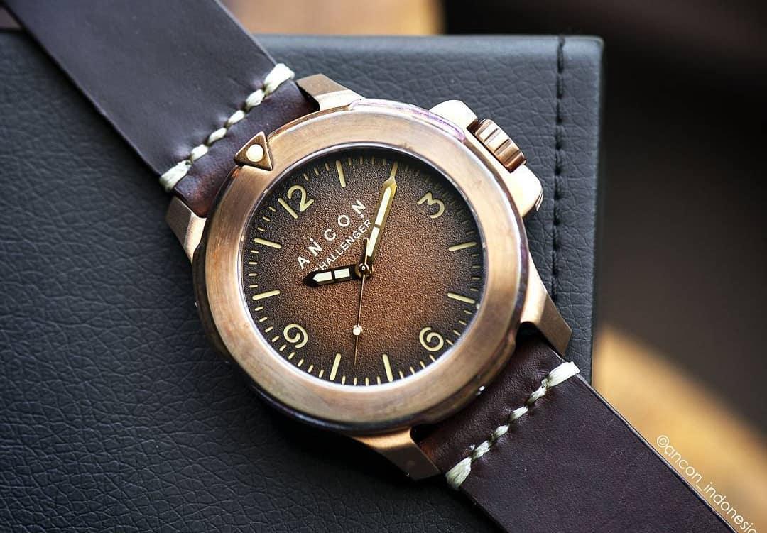 Ancon Challenger – bronze watch