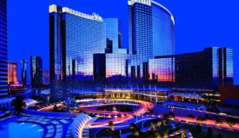 Aria las vegas hotel 345x200 House Wins: The 17 Best Las Vegas Hotels