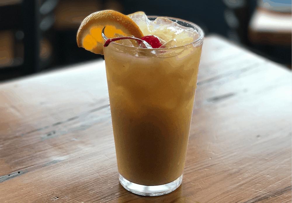 Atlantic Breeze – rum cocktail