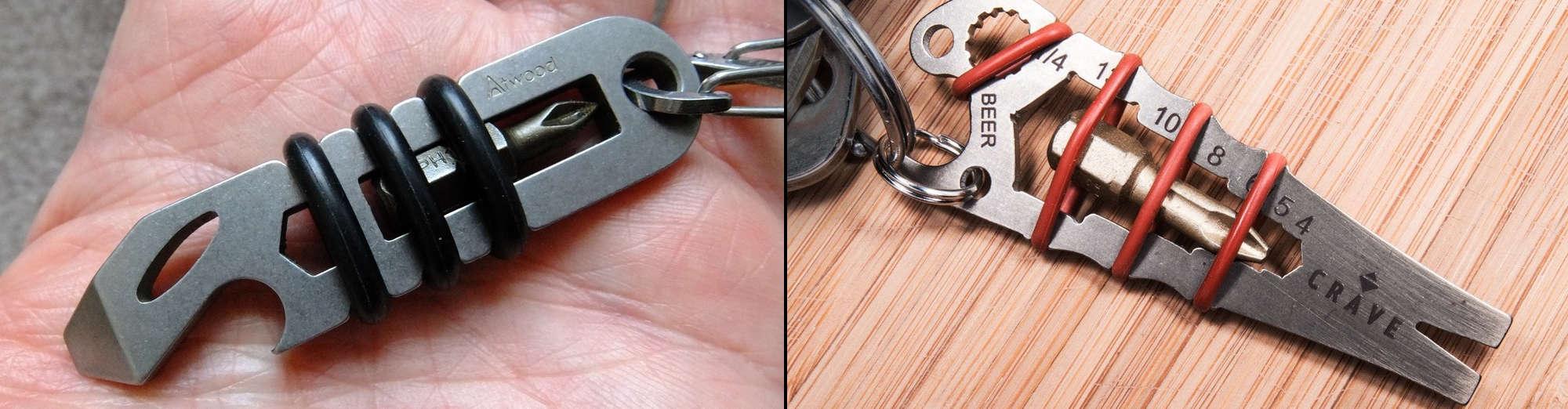 Atwood G1 Superbug – keychain tool