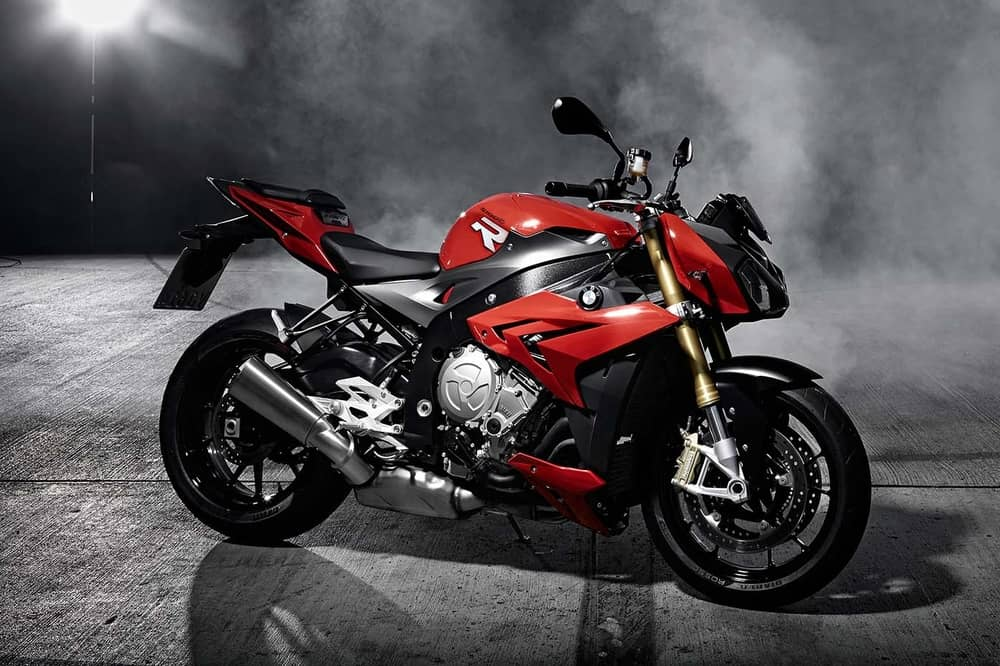 BMW S1000 RX ABS – adventure motorcycle